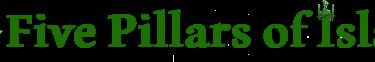 Five-Pillars-Of-Islam-Logo